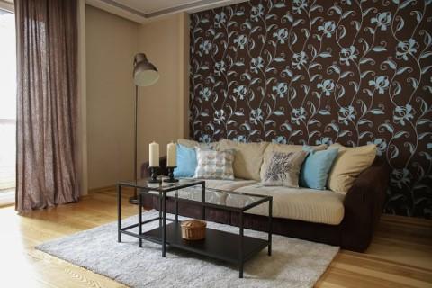 Home staging mieszkania na Białołęce, 57 m²