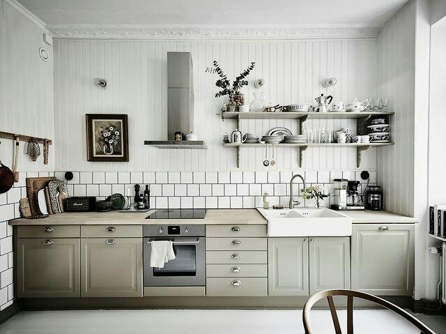 Kuchnia na jednej ścianie_5